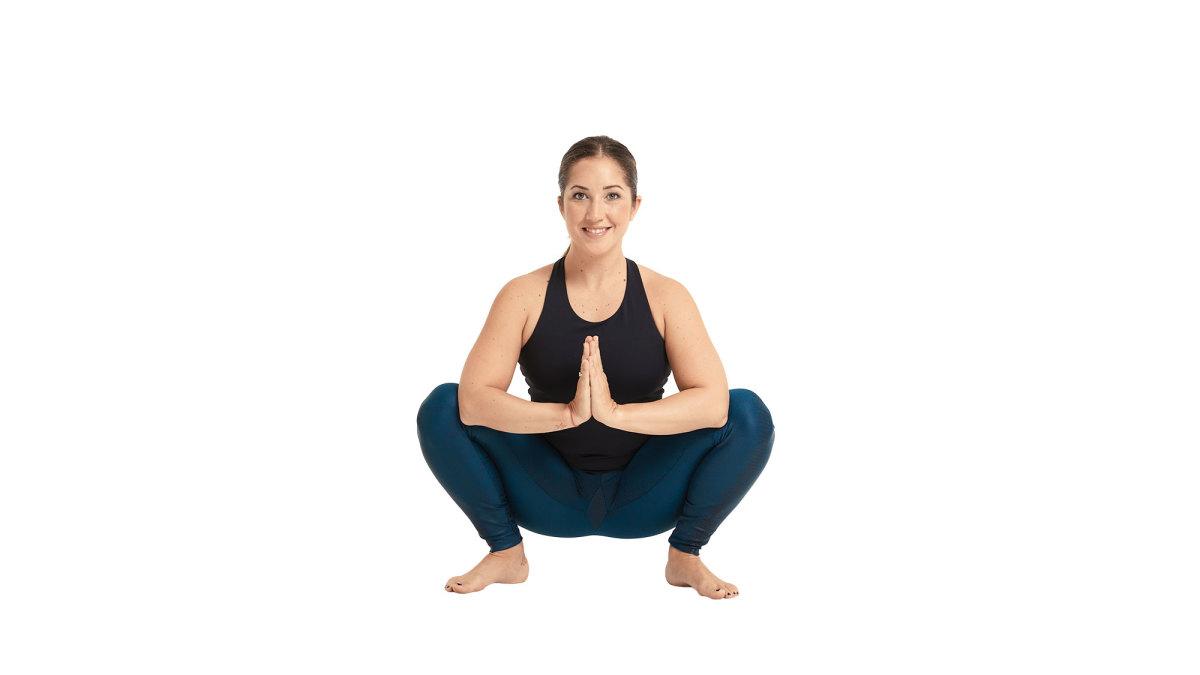The Malasana Pose Has Many Benefits! - Wellness Joy